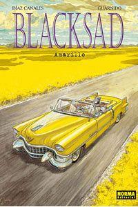 """'Blacksad 5: amarillo"""""""