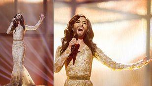 Conchita Wurst, otra sirena para Eurovisión