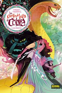 'Los cuentos de la era de la cobra 1: Los amantes'