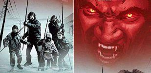 Imágenes de la portada de 'Tierra de vampiros: Éxodo'