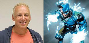 Paul Jenkins y el protagonista de 'Deathmatch'