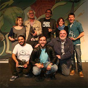 Entrevistas con los ganadores: Miguel Gallardo y Paco Roca