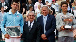 """Djokovic: """"En los grandes partidos aparecen los mejores del mundo"""""""