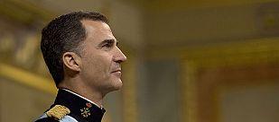 """Felipe VI ofrece una Corona """"íntegra"""" a una España donde """"cabemos todos"""""""