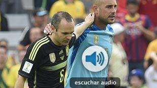 Los sonidos del Mundial: tercera semana