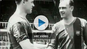Cuando Di Stéfano pudo jugar con el FC Barcelona