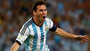 El camino de Argentina a la final: goles de Messi y poco fútbol