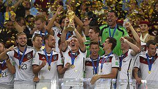 Alemania se proclama tetracampeona en Maracaná