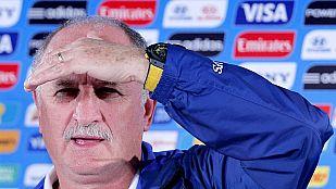 Scolari resigns