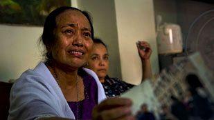Dolor e incredulidad entre los familiares de las víctimas