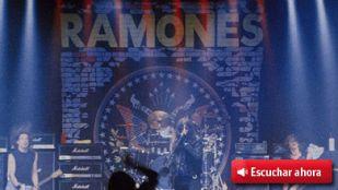 Los Ramones en directo en Barcelona (1991)