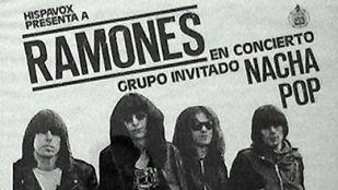Ramones, los profetas del punk también en España