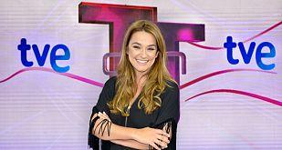 Toñi Moreno, presentadora de 'T con T'