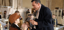 La 1 estrena 'El Ángel de Budapest', la historia del español que salvó a miles de judíos