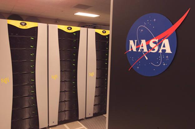 NASA Earth Exchange: así es la nueva supercomputadora de ...