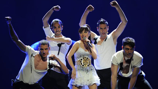 Eurovisión 2011 - 1ª semifinal - Armenia