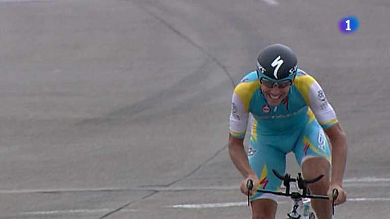 Vuelta ciclista a España 2012 - 11ª etapa: Cambados-Pontevedra