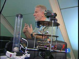 Ver vídeo  'En 15 años los robots formarán parte de nuestra vida cotidiana y harán las tareas domésticas'
