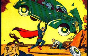Ver vídeo  '1,5 millones de dólares por el primer cómic de Superman'