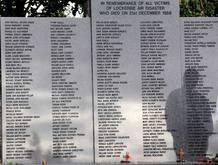 189 de los 270 fallecidos en el atentado de Lockerbie eran estadounidenses.