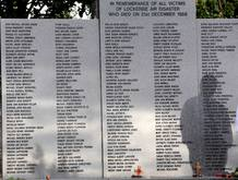 189 de los 270 fallecidos en el atentado de Lockerbie eran estadounidenses.