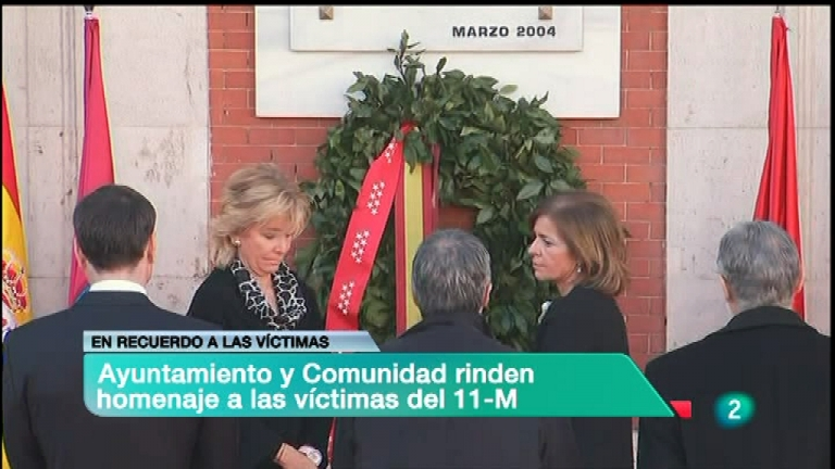 La 2 Noticias - 12/03/12