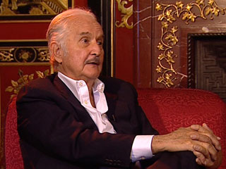 Ver v&iacute;deo  'La 2 Noticias entrevista a Carlos Fuentes'