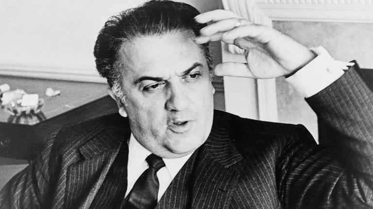 Días de cine - 20 años sin Federico Fellini
