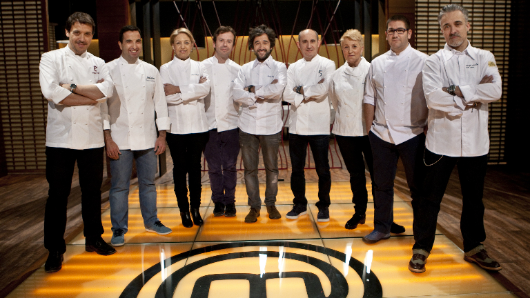 MasterChef - 20 estrellas Michelin llenan la cocina del programa