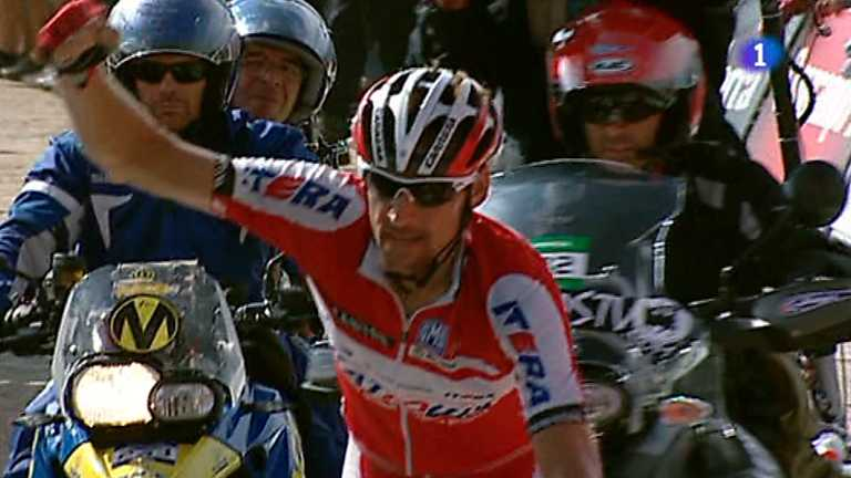 Vuelta ciclista a Espa&ntilde;a 2012 - 20&ordf; etapa: La Faisanera-La Bola del Mundo