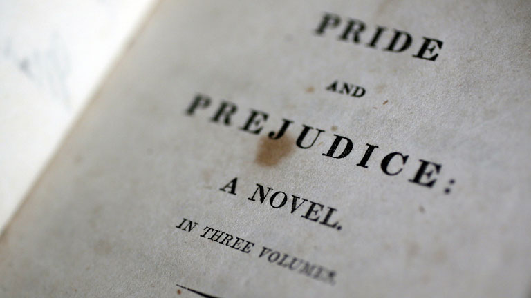 """La novela """"Orgullo y prejuicio"""" de Jane Austen cumple 200 años"""