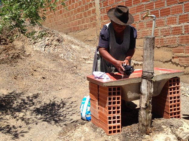 En 2008, más de un 70% de menores de 5 años en Bolivia sufrían diarreas por falta de agua segura