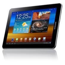 Samsung ha presentado en sociedad la nueva tableta de la multinacional, la Galaxy Tab 7.7, durante la primera jornada de la IFA, la feria tecnológica de Berlín