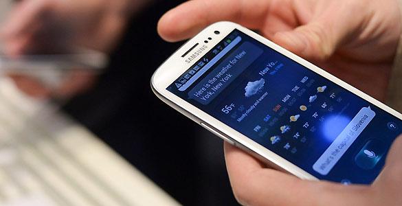 Samsung ha arrebatado el liderazgo mundial a Nokia en la venta de teléfonos móviles