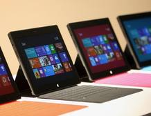 Surface, la nueva tableta de Microsoft