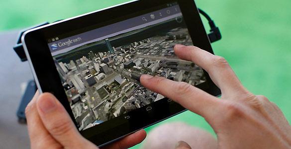 Nexus 7, la nueva tableta de Google