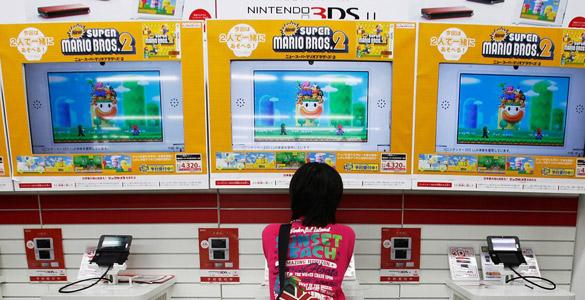 Nintendo ha reducido sus pérdidas más de un 30% respecto al último trimestre