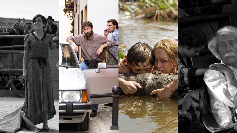 2012, el año del talento y el esfuerzo en el cine español