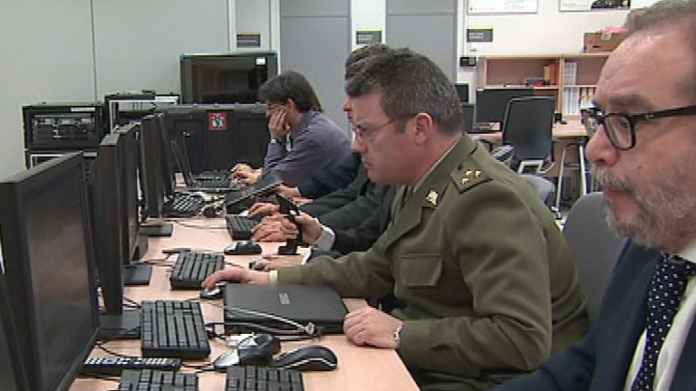 En 2014 estará operativo el nuevo mando de 'ciberdefensa'