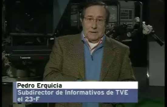 El 23-F en TVE