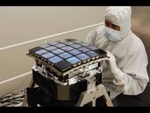 Los 42 sensores CCD del Kepler, que le dan 95 megapíxeles para cazar exoplanetas