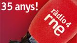 35 anys de Ràdio 4