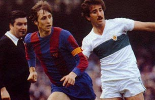 Ver v&iacute;deo  '36 a&ntilde;os de la llegada de Cruyff al Bar&ccedil;a'