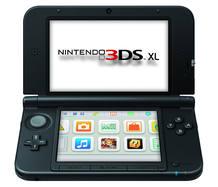Imagen oficial de la nueva Nintendo 3DS XL