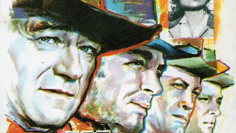 Clásicos de La 1 - John Wayne y Dean Martin en 'Los 4 hijos de Katie Elder'