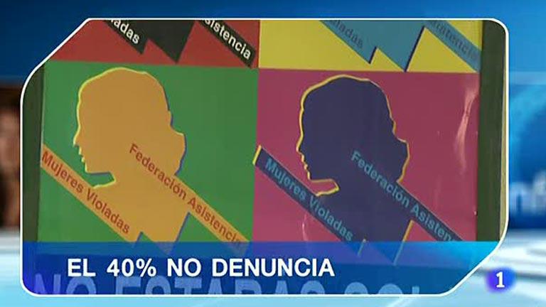 El 40% de las mujeres violadas en España no lo denuncia