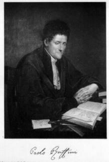 El matemático italiano Paolo Ruffini