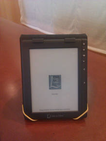 El nuevo e-reader de Casa del Libro, Tagus