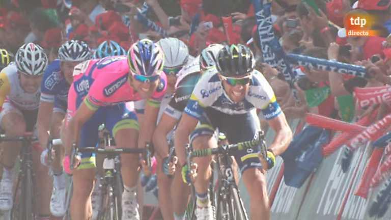 Vuelta ciclista a España 2013 - 5ª etapa: Sober - Lago de Sanabria