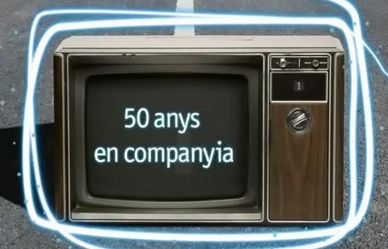 Documental: 50 anys en companyia
